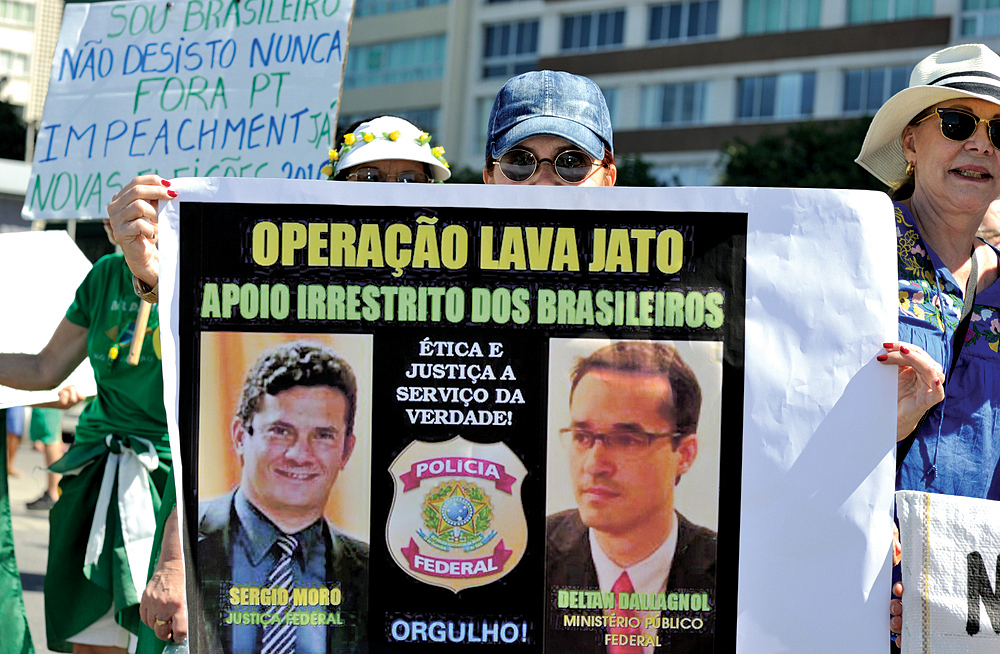 A clean sweep in Brazil Ethical Boardroom