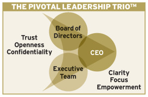 Strategic approaches to board composition Ethical Boardroom
