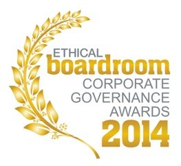 Ethical Boardroom Corporate Governance Winners 2014 Ethical Boardroom