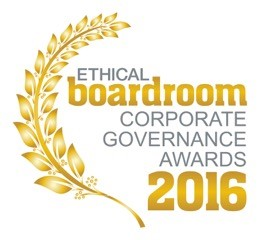 Corporate Governance Winners 2016 - Middle East Ethical Boardroom