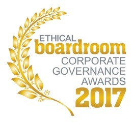 Corporate Governance Winners 2017 - Europe & Africa Ethical Boardroom