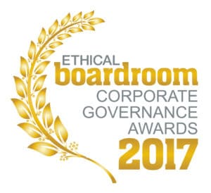 Corporate Governance Winners 2017 - Middle East Ethical Boardroom