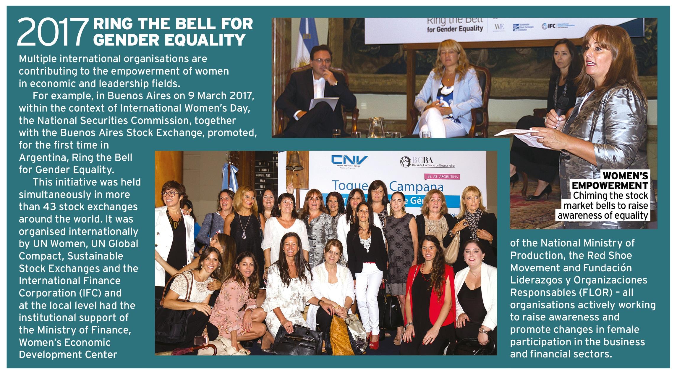 Board gender diversity in Latin America Ethical Boardroom