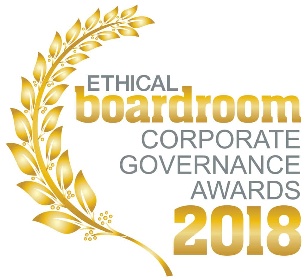 Corporate Governance Winners 2018 – Asia & Australasia Ethical Boardroom