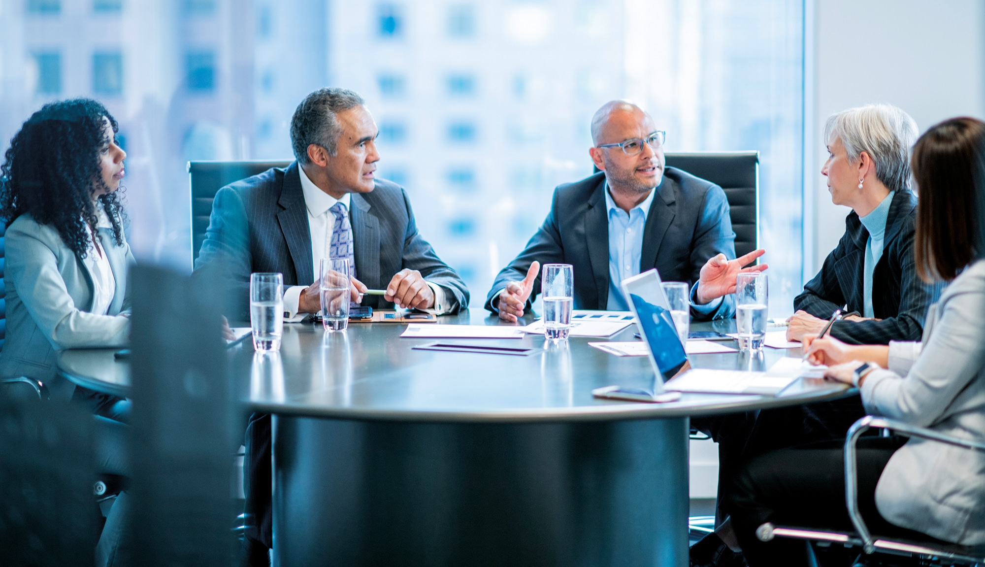 Where was the board? Ethical Boardroom