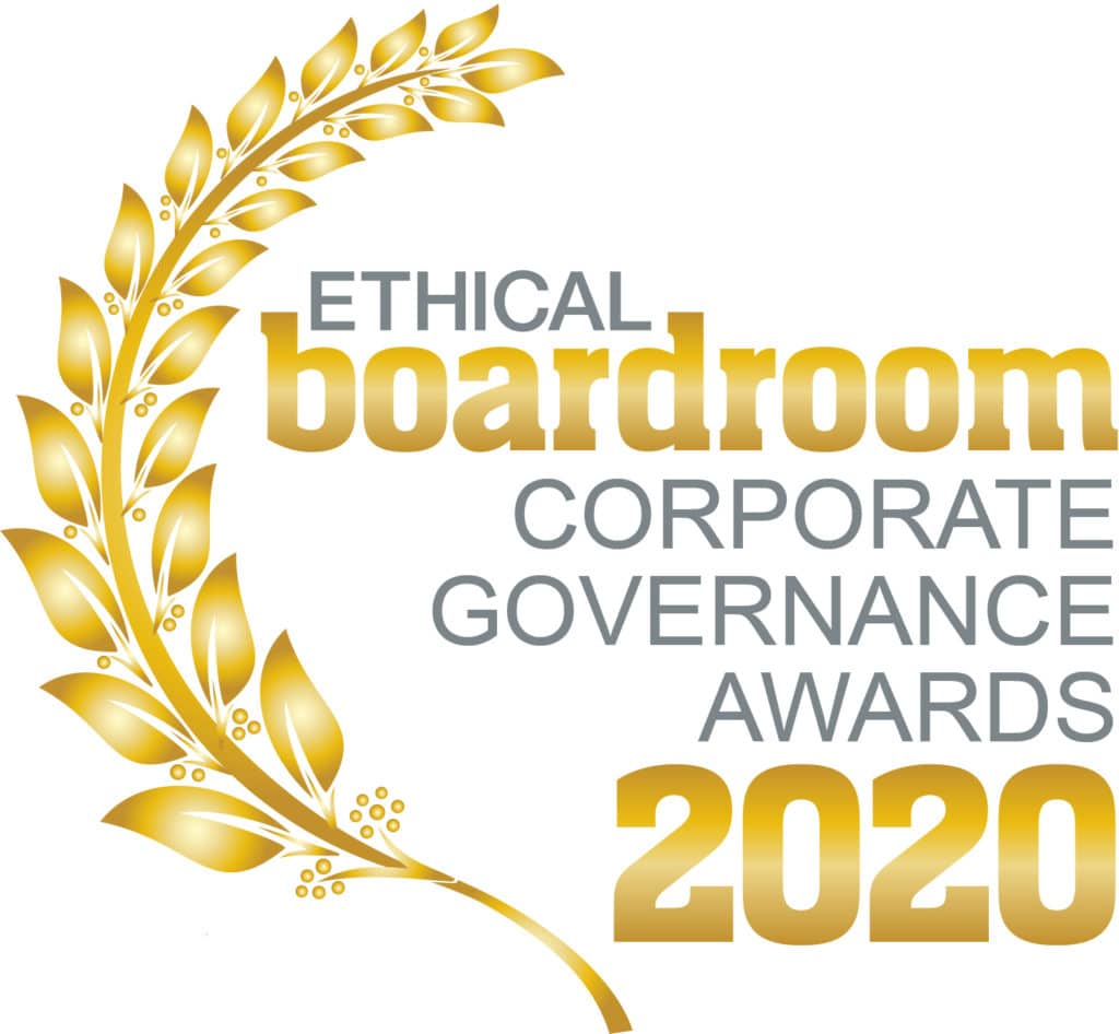 Corporate Governance Winners 2020 - Europe Ethical Boardroom