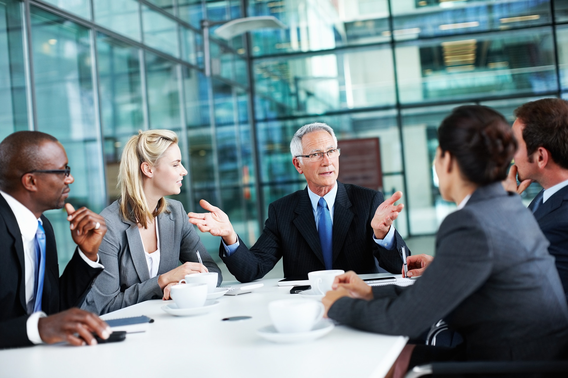 Leading Sustainably Ethical Boardroom