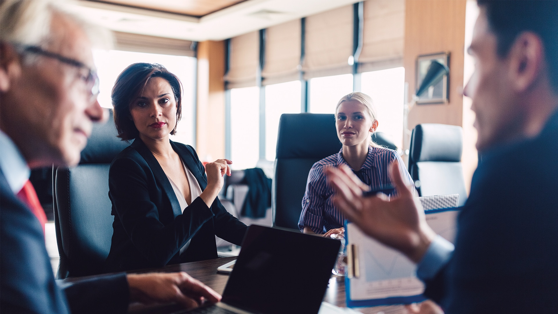 From good to great: The evolving role of the chair Ethical Boardroom